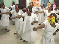 Chennai sex workers learn karate to fight abuse