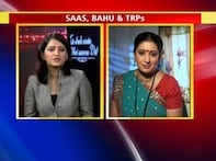 An actor is identified with variety: Smriti Irani