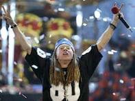 LA blogger sentenced for Guns N' Roses' songs leak
