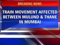 Mumbai suburban train traffic affected in early hours
