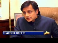 Minister Tharoor's twitter account creates a flutter