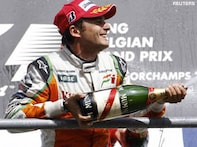 India ecstatic on Force India win