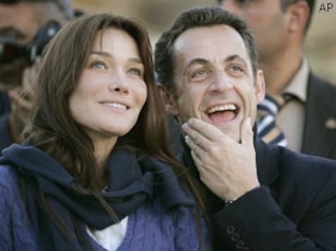 Bruni planning baby in 2011 to boost Sarkozy's election