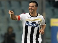 Udinese sink 10-man AC Milan in Serie A match