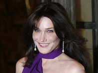 Is French First Lady Carla Bruni pregnant?