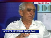 Gujarat HC sets aside ban on Jaswant Singh's book