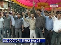 J-K: 4,000 docs on strike, healthcare services paralysed