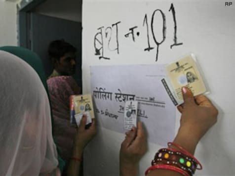 3 states vote, Cong leads