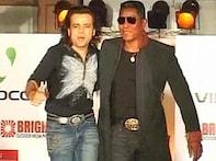 Watch: MJ's brother walks the ramp in Mumbai
