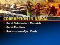 NREGA scam busted in Union Minister's constituency