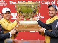 Molinari brothers win Golf World Cup for Italy