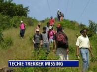 Watch: Woman engineer goes missing on Pune trek
