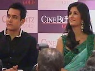 Katrina on being in the same frame with Aamir