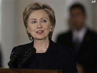 Pak, India must talk about Kashmir, everything: Clinton