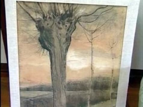 Police seize art masterpieces from ex-dairy owner