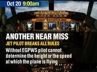 DGCA suspends Jet pilot for breach of aviation rules