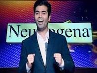 Karan makes a comeback on TV with reality show