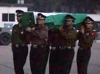Bodies of Indians killed in Kabul landed in New Delhi