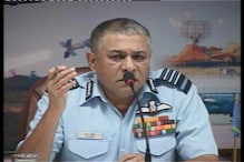 Air Force not meant to fight Naxals: chief