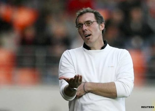Blanc to take over as France coach after WC