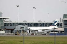 Plane escorted to Vancouver after bomb scare