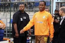 Ivory Coast happy with new coach Eriksson