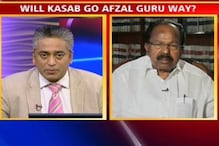 Kasab case won't go Afzal Guru way: Moily
