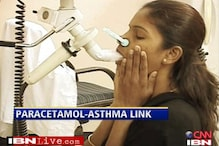 Paracetamol bad for asthma patients: research