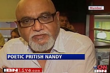 Pritish Nandy returns to his poet roots
