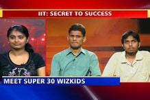 IIT-JEE toppers share success mantras