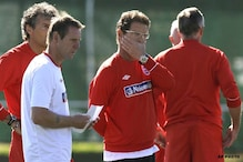 Capello's aura fades as England struggle