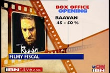'Raavan' collects only Rs 17 crore over weekend