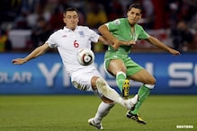 Boos for England after Algeria stalemate