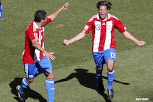 Paraguay turn to striker trio for Kiwi test