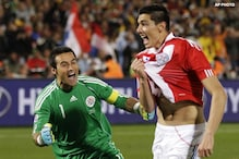 Paraguay sink Japan in penalties