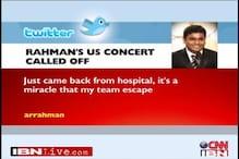 A.R. Rahman cancels 'Jai Ho' concert