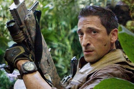 Adrien Brody gave up sex for 'Predators'