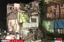 Building collapse kills 1, injures 4 in Mumbai