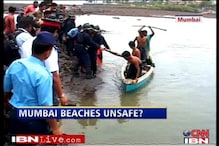 40 drown in Mumbai beaches, 20 in two months