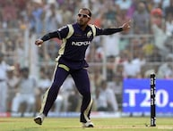 Kartik stars with five scalps for Somerset