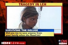 Leh floods: 16-yr-old awaits her missing family