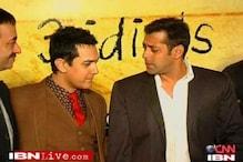 Aamir praises Salman for 'Dabangg'