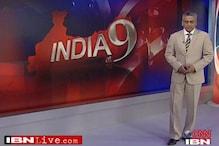 Watch India@9 with Rajdeep Sardesai