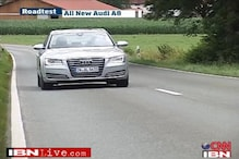 Overdrive: Check out Audi's new sedan A8