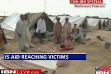 Plight of flood victims in Pak relief camps