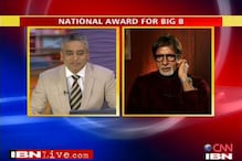 Playing Auro was quite challenging: Amitabh