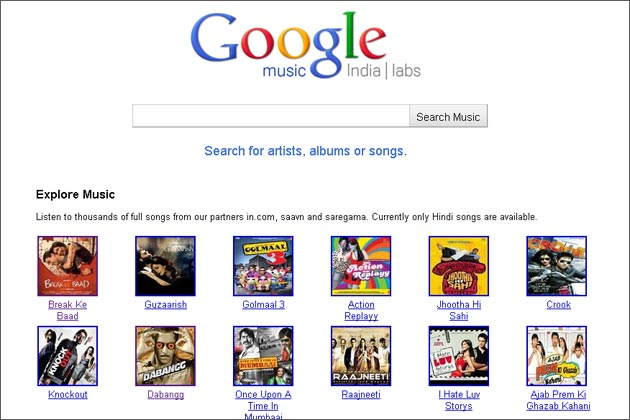 Google Music comes to India with Hindi songs - News18