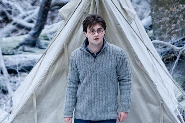 sc 1 st  News18.com & SNEAK PEEK: Harry Potter and the Deathly Hallows - Photogallery