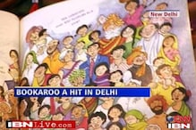 Bookaroo Festival a hit with Delhi kids