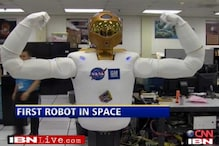 Robonaut 2: the first robot in space